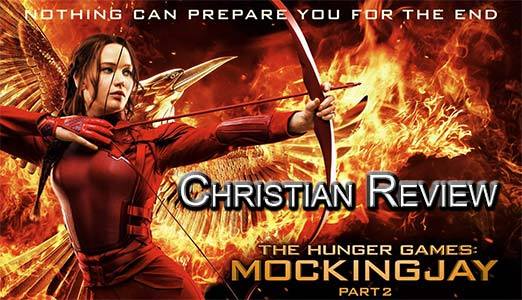 The Hunger Games: Mockingjay Part II – Christian Review