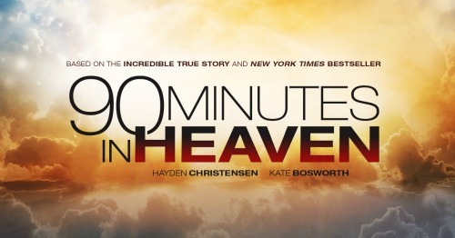 90 Minutes in Heaven Releases on DVD & Blu-Ray
