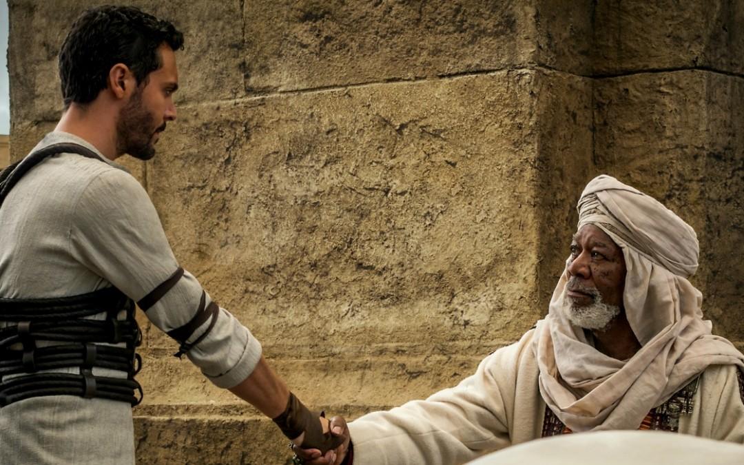'Ben-Hur' Remake First Look: New Trailer and Poster Art