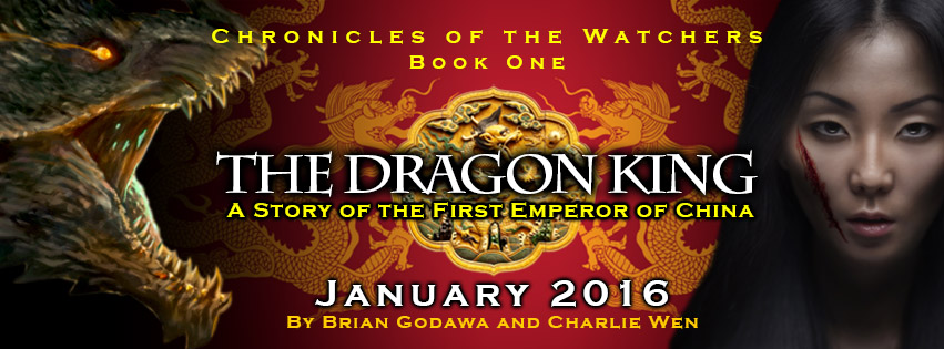New Novel 'The Dragon King' Shines Light on China's Ancient Connection to God