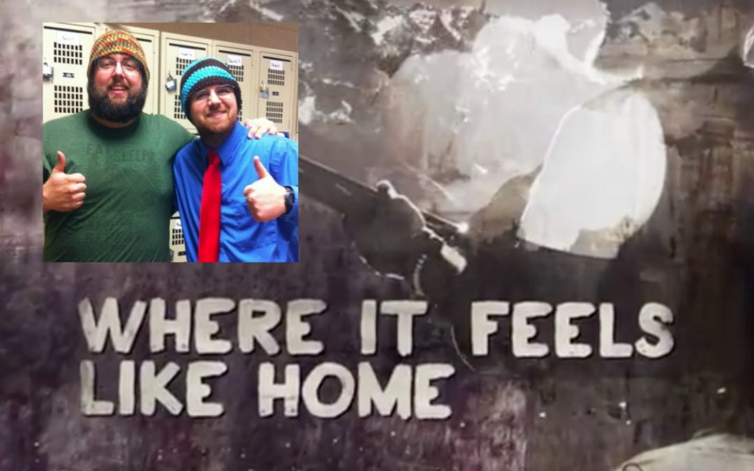 Tribute to Adam Hileman: 'Homegrown' & Safe in His New Home