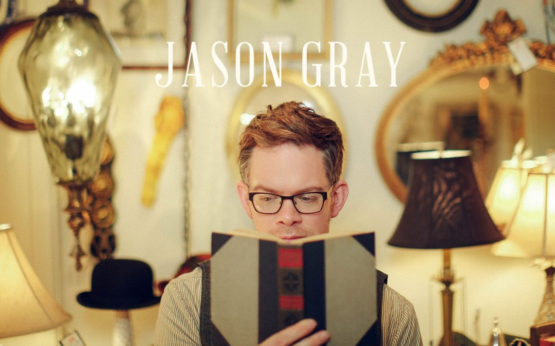 Jason Gray Shares His Heart Behind New Album 'Where the Light Gets In'