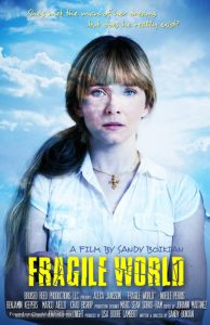 fragile world movie poster