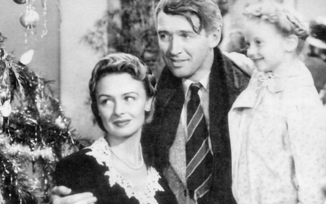 Amazing Article: How Jimmy Stewart's war service affected 'It's a Wonderful Life'