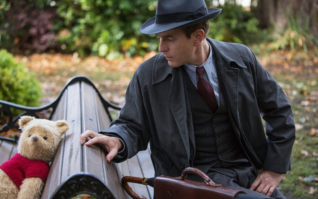 Brigham Taylor, Producer of New Ewan McGregor Disney Film 'Christopher Robin' Talks Winnie the Pooh, Redemption & Why Our Culture Needs This Movie Today