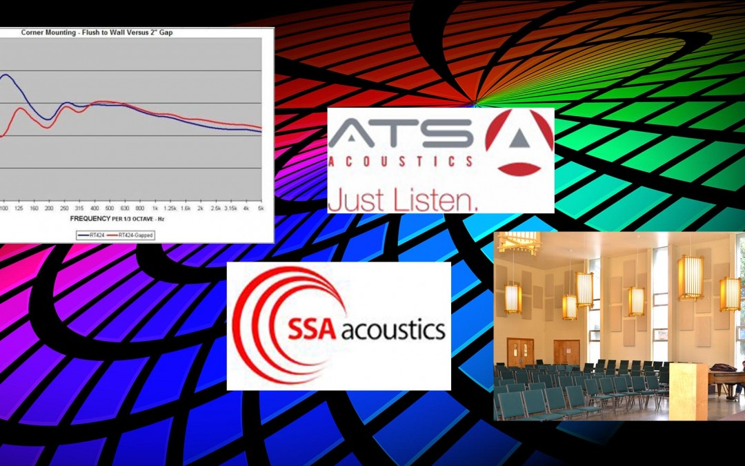 Acoustical Audio For Studios and Small Rooms