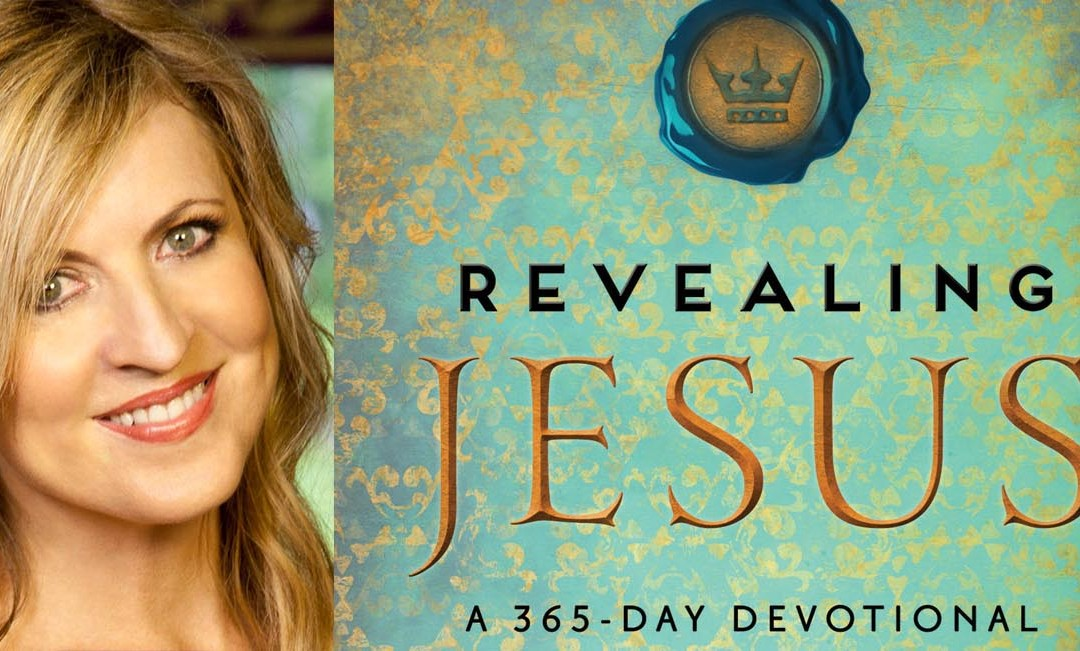 Book Review – Revealing Jesus by Darlene Zschech