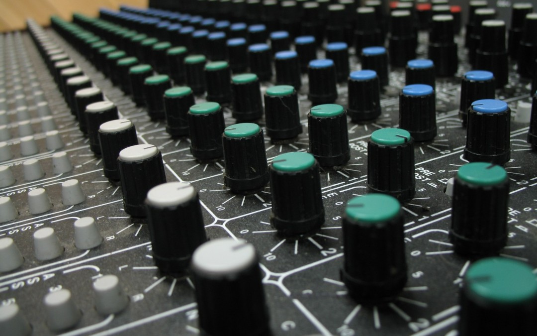 Audio 101 – How To Adjust The Church Volume on Those Big Boards!