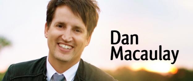 Dan Macaulay At Rocking Gods House