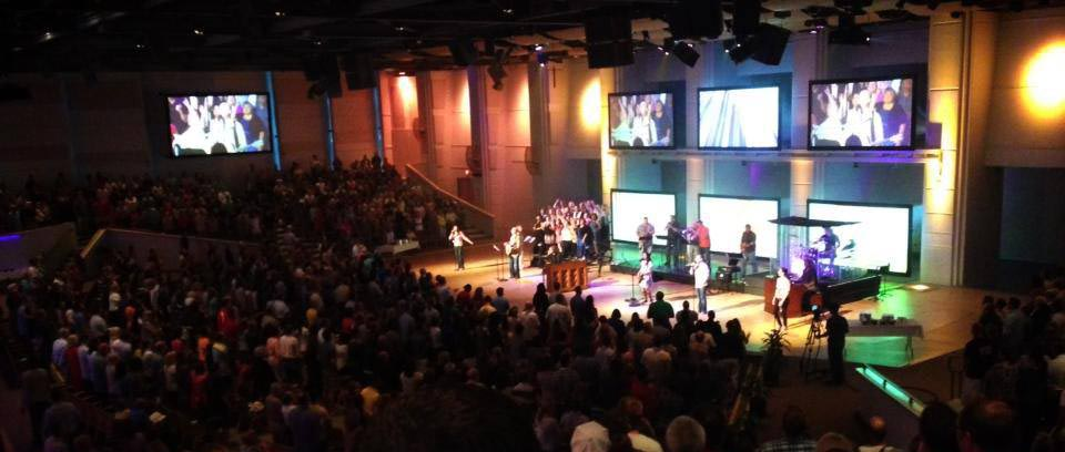 Grace Church Noblesville Indiana - Featured On Rocking Gods House