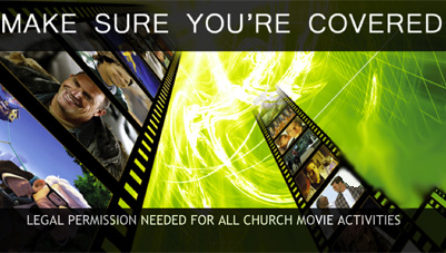 CVLI Video Licensing – Showing Videos At Church… Get Legal?