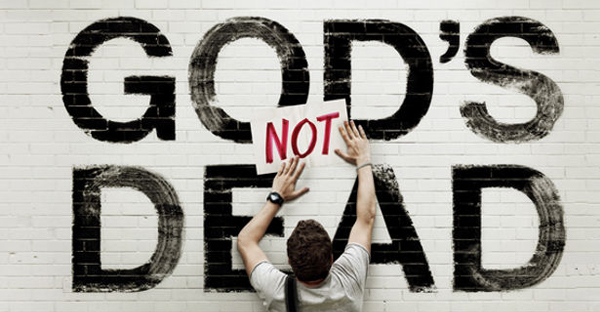 Gods Not Dead Movie At Rocking Gods House
