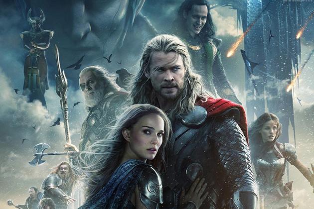 Thor 2 The Dark World Movie At Rocking Gods House
