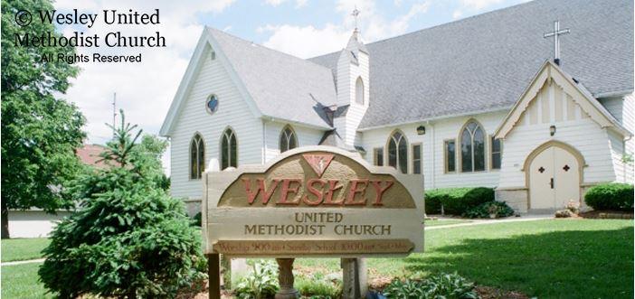 Wesley United Methodist Church At Rocking Gods House