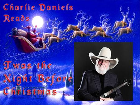 Charlie Daniels At Rocking Gods House