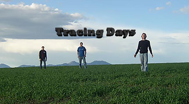 Christian Rock Band Tracing Days At Rocking Gods House