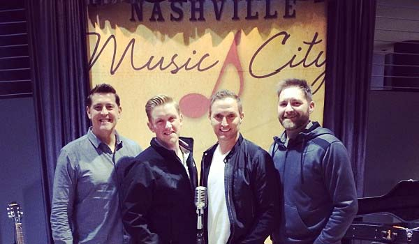Ernie Haase And Signature Sound At Rocking Gods House