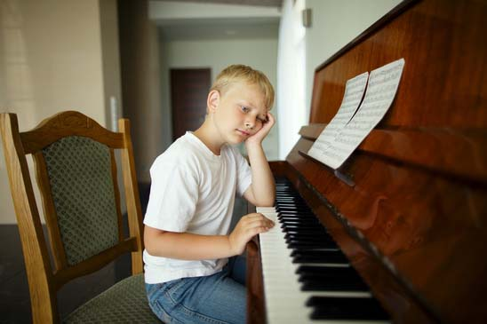 My Parents are Forcing Me to Take Piano Lessons and I HATE IT! Please Help!
