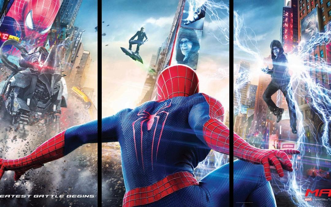 Amazing Spider Man 2 At Rocking Gods House