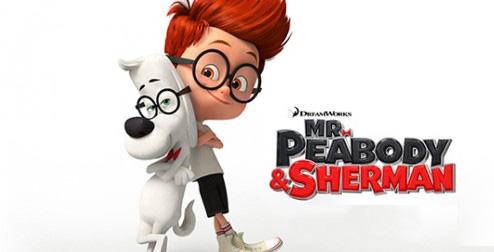 Mr Peabody Movie At Rocking Gods House