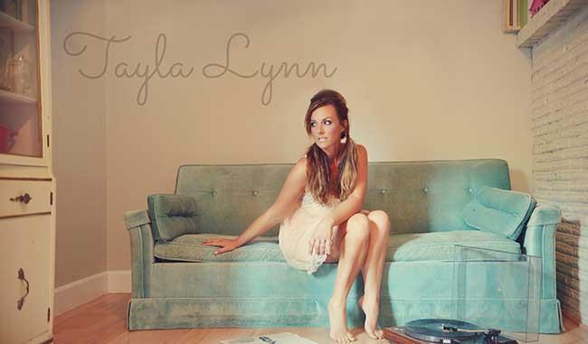 Tayla Lynn At Rocking Gods House
