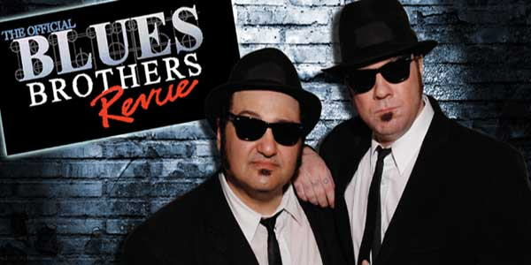 The Blues Brothers Still Going Strong: The Dan Aykroyd-Approved Live Show!