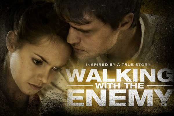 Walking With The Enemy Movie At Rocking Gods House