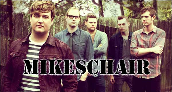 Christian Band Mikeschair At Rocking Gods House