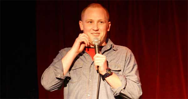 Last Comic Standing Comedian Billy Wayne Davis Talks to Rocking God's House