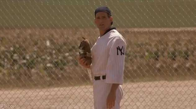 Dwier Brown In Field of Dreams At Rocking Gods House