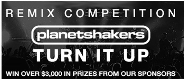 PlanetShakers Contest At Rocking Gods House