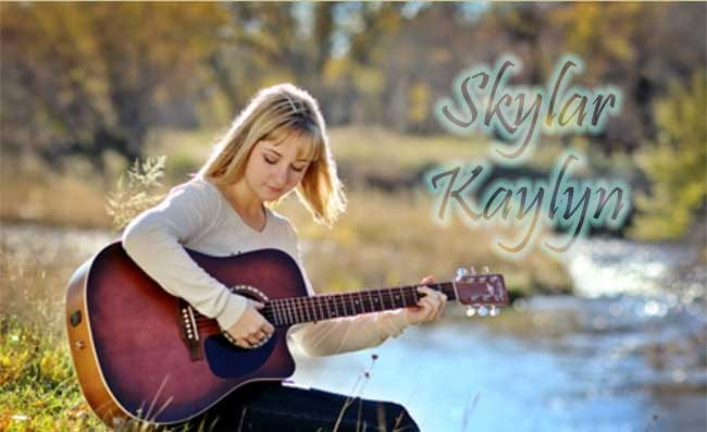 Skylar Kaylyn At Rocking Gods House