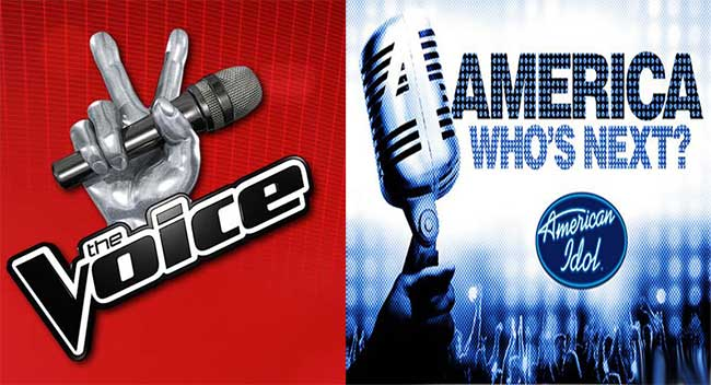 The-Voice-&-American-Idol-At-Rocking-Gods-House