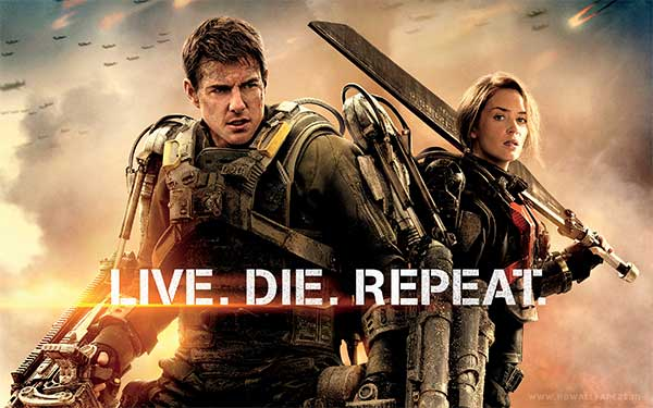 Edge Of Tomorrow Christian Movie Review At Rocking Gods House