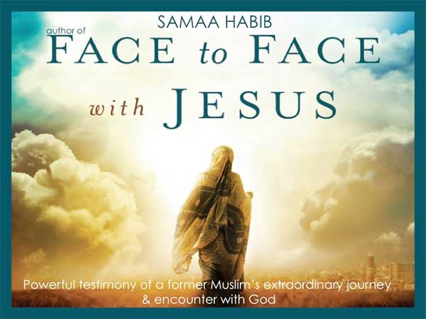 Face to Face with Jesus Samaa Habib At Rocking Gods House