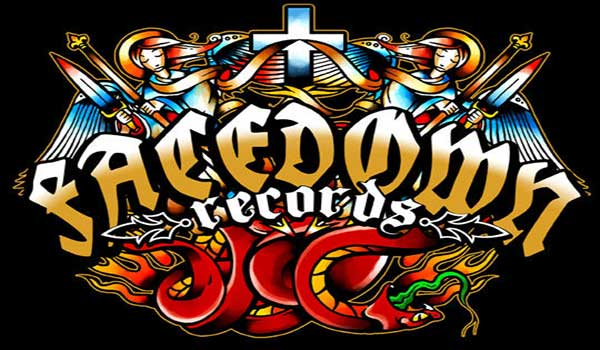 Facedown Records At Rocking Gods House