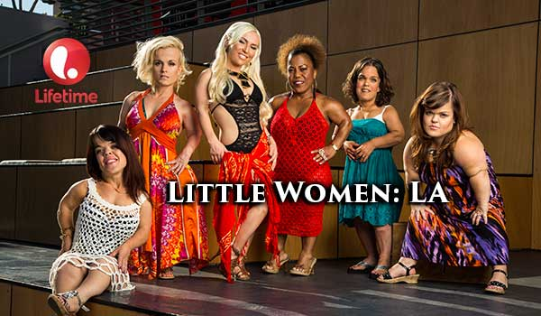 Lifetime Television Series Little Women LA At Rocking Gods House