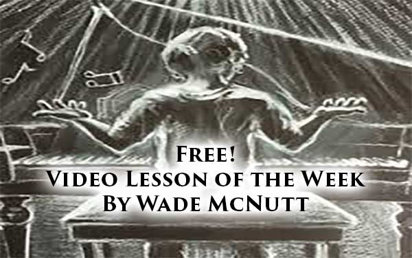 Free Video Lesson of the Week – The Heart Of Worship – Piano