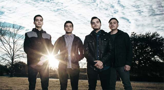 Christian Band Darkness Divided At Rocking Gods House