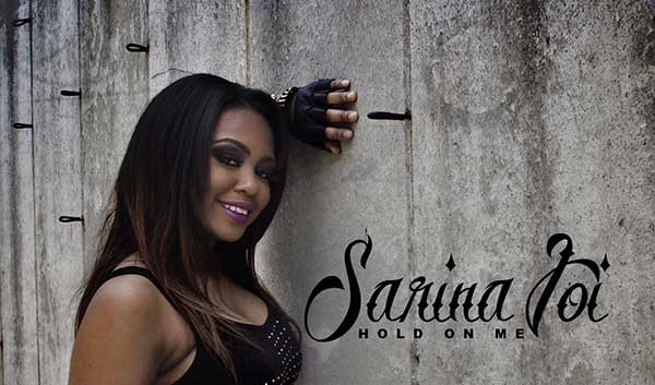 Sarina Joi Hold On Me Album At Rocking Gods House