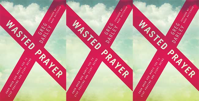 Wasted Prayer Interview With Author Greg Darley At Rocking Gods House