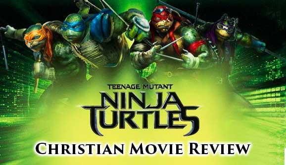 Teenage Mutant Ninja Turtles 2014 Movie At Rocking Gods House