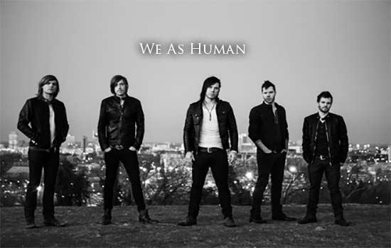 We As Human Christian Band At Rocking Gods House