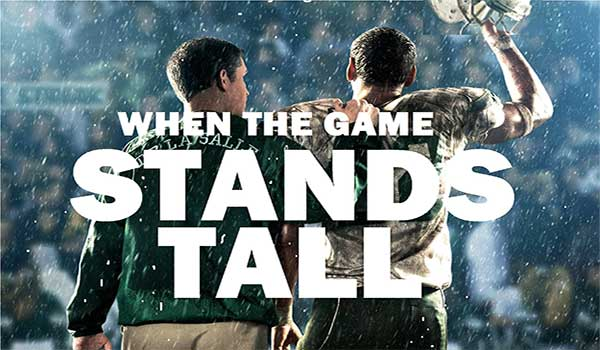 when the game stands tall - DVD Image
