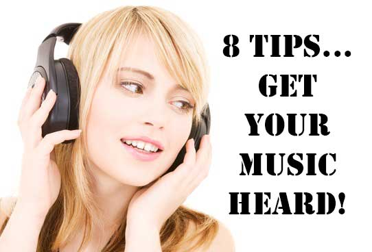 8 Tips To Get Your Music Heard At Rocking Gods House
