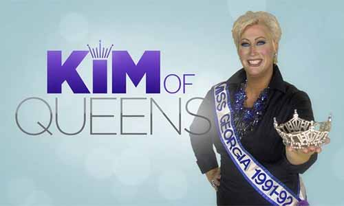 Kim of Queens Liftetime Television Interview At Rocking Gods House