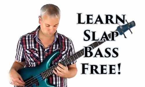 Slap Bass For Beginners – Free Video Lesson