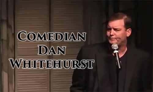 Comedian Dan Whitehurst: Clean Comedy Is So Hard