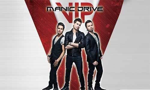 Manic Drive Album VIP At Rocking Gods House