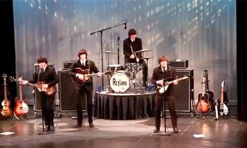 The-Return-Beatles-Tribute-Band-At-Rocking-Gods-House